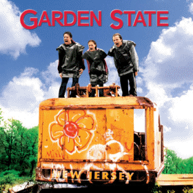 Cover of CD for the soundtrack of the movie Garden State